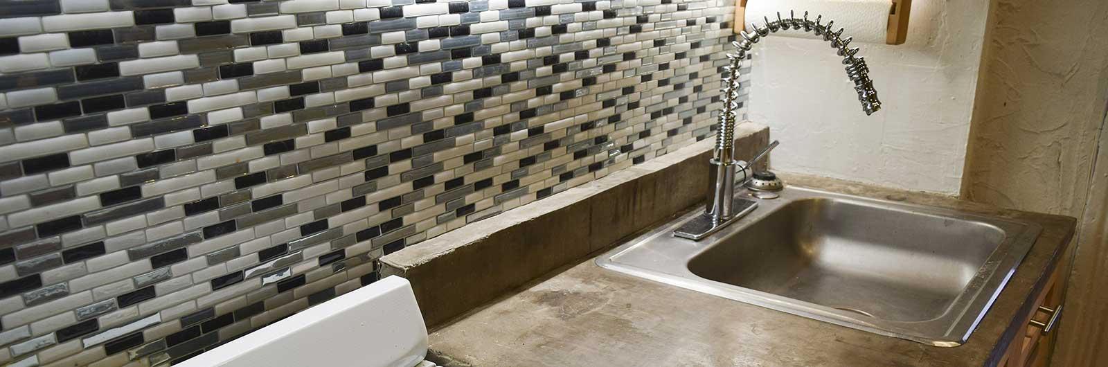 concrete kitchen countertops austin tx